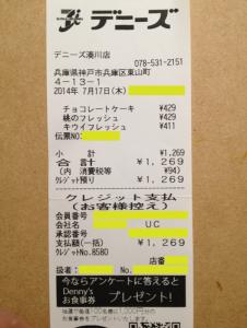 01_デニーズ湊川店(神戸)